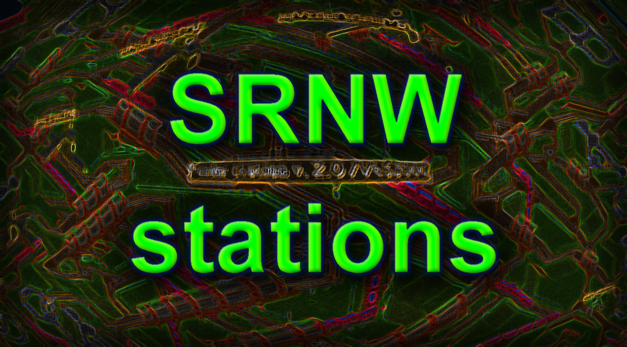 SRNW Stations