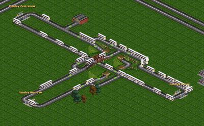 A Complex Crossing